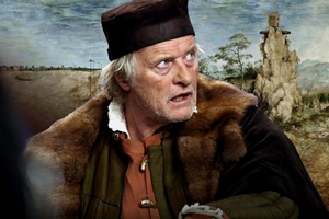 Rutger Hauer in The Mill and the Cross.