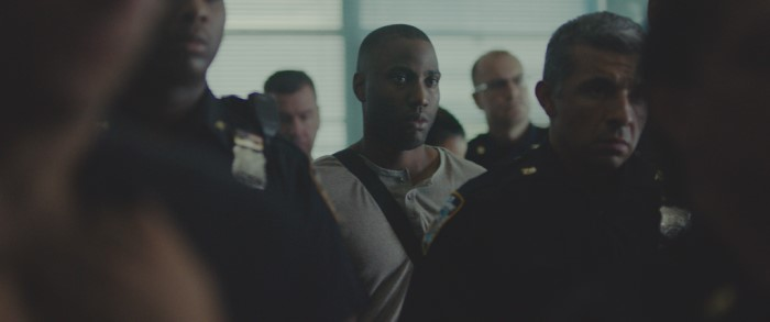 John David Washington as Dennis in Monsters and Men. Courtesy of NEON.